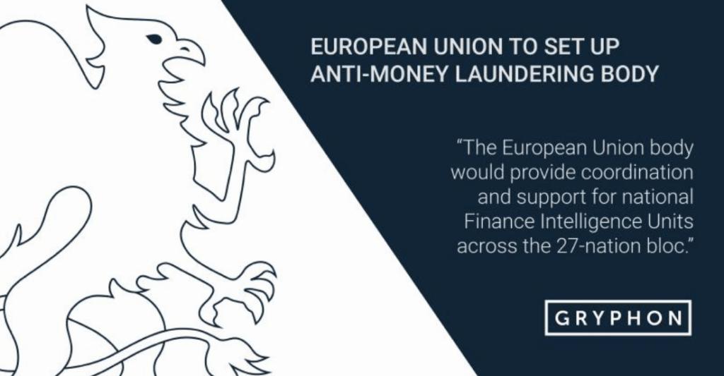 European Union to set up Anti Money Laundering Body