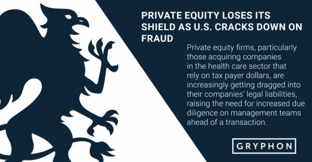 Private Equity Loses its Shield as U.S. Cracks Down on Fraud