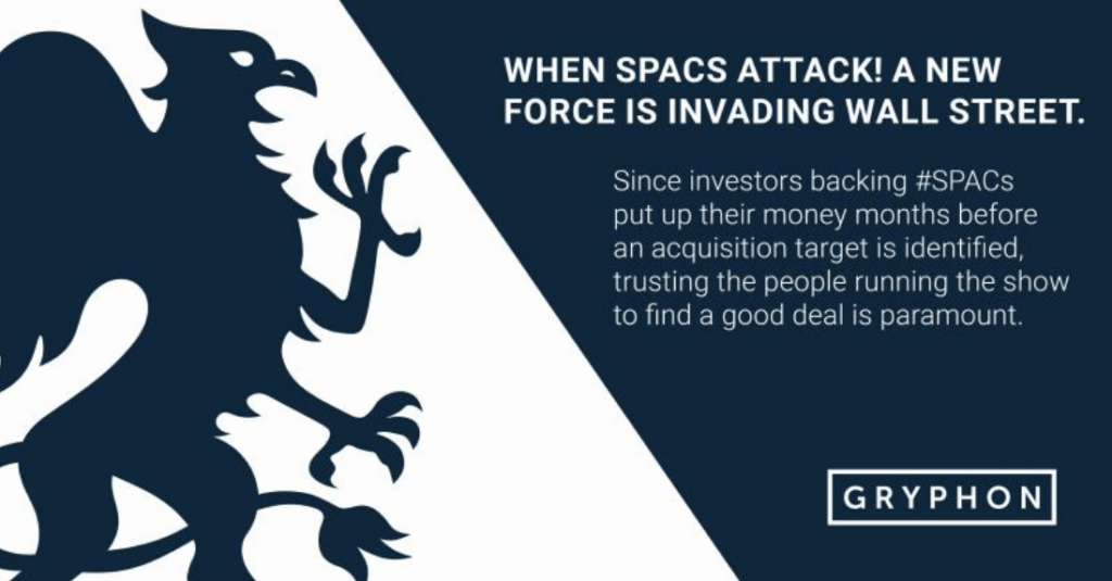 SPACs Attack — A New Force is Invading Wall Street